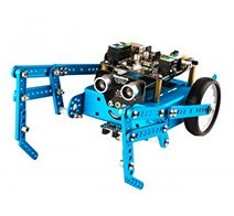 【mBot V1.1用 機能拡張パック】 Six-legged Robot