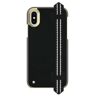 Kate Spade iPhoneXS iPhoneX ケース kate spade new york Wrap Strap Case for iPhone