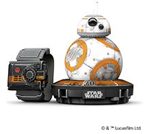 Special Edition Battle-Worn BB-8™ by Sphero