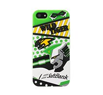 TIGER & BUNNY HERO CASE by SoftBank SELECTION