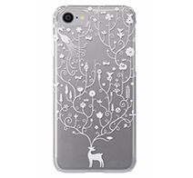 SoftBank SELECTION RILEGA Graphic Clear Case for iPhone 7