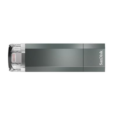 SanDisk iXpand Smart フラッシュドライブ 256GB