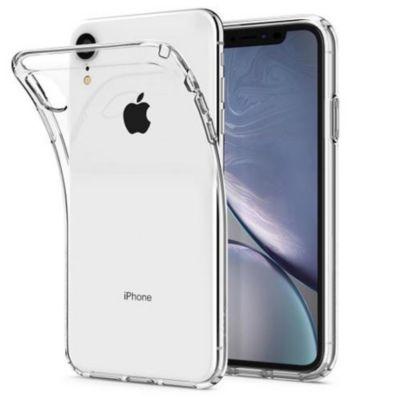 Spigen iPhoneXR ケース Crystal Flex