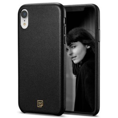 Spigen iPhoneXR La Manon calin Leather Case