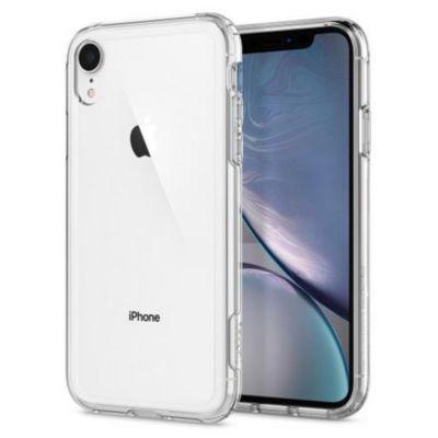 Spigen iPhoneXR ケース Crystal Hybrid
