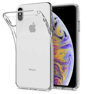 Spigen iPhoneXSMax ケース Crystal Flex