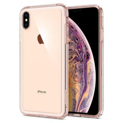 Spigen iPhoneXSMax ケース Crystal Hybrid