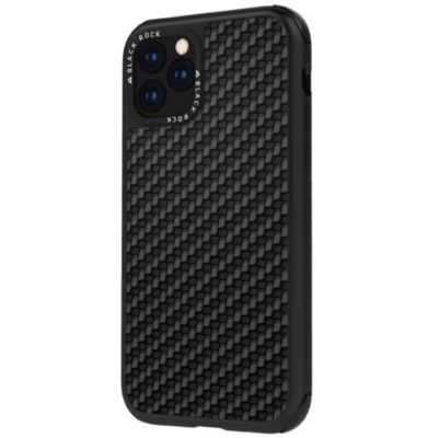 Black Rock iPhone11Pro Robust Case Real Carbon