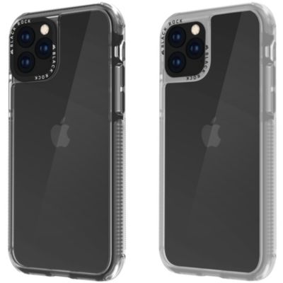 Black Rock iPhone11 Robust Transparent Case