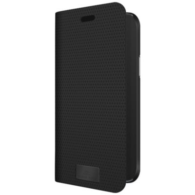 Black Rock iPhone12Pro/iPhone12 The Standard Booklet ブラック