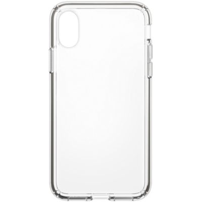 Speck iPhoneXS iPhoneX ケース 耐衝撃 PRESIDIO CLEAR