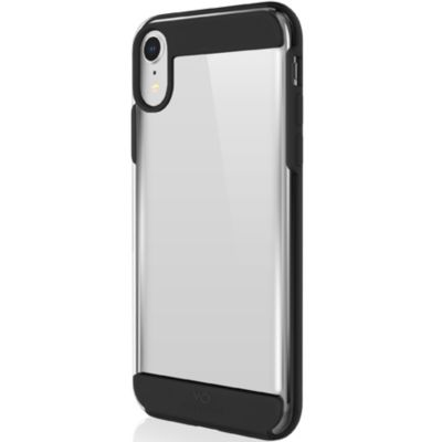 White Diamonds iPhoneXR ケース 耐衝撃 Innocence Tough Case Clear