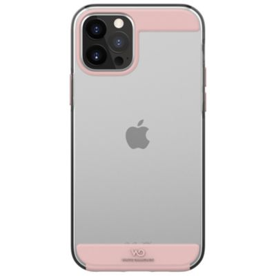 White Diamonds iPhone12Pro/iPhone12 Innocence Case Clear ピンク