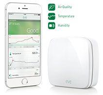Elgato Eve Room - Wireless Indoor Sensor - HomeKit