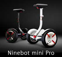 Ninebot mini Pro 【組立商品につき返品不可】【代引き不可】