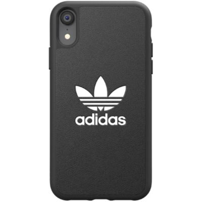 adidas iPhoneXR ケース  OR Moulded Case CLASSICS TREFOIL FW18