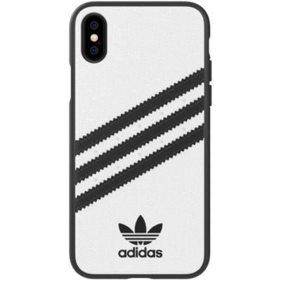 adidas iPhoneXS ケース OR SAMBA Moulded Case PU FW18