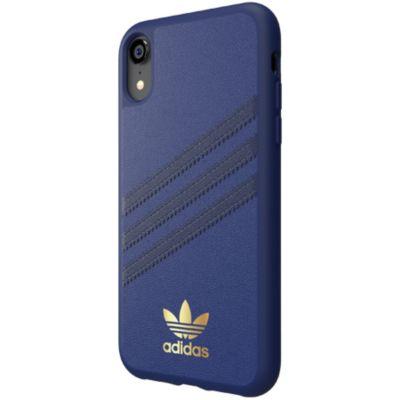 adidas iPhoneXR ケース  OR SAMBA Moulded Case PU FW18