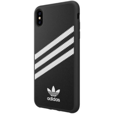 adidas iPhoneXSMax ケース  OR SAMBA Moulded Case PU FW18