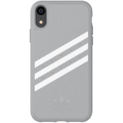 adidas iPhoneXR ケース  OR GAZELLE Moulded Case PU SUEDE FW18