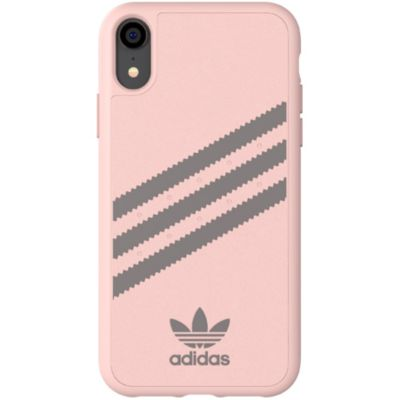 adidas iPhoneXR ケース  OR GAZELLE MouldedCase PU SUEDE FW18