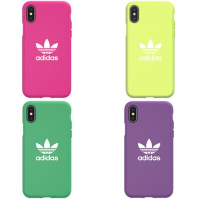 adidas OR Moulded case CANVAS for iPhoneX iPhoneXS