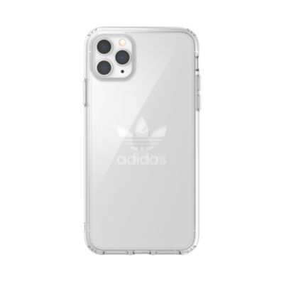 adidas iPhone11ProMax OR Protective Clear Case Big Logo FW19