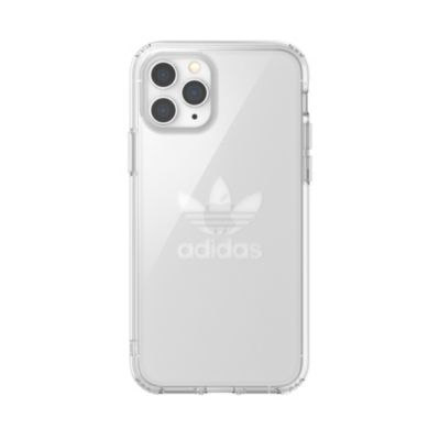 adidas iPhone11Pro OR Protective Clear Case Big Logo FW19