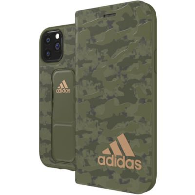 adidas iPhone11Pro SP Folio grip case CAMO FW19