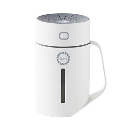 Qurra 充電式卓上加湿器 420ml Mois Tac