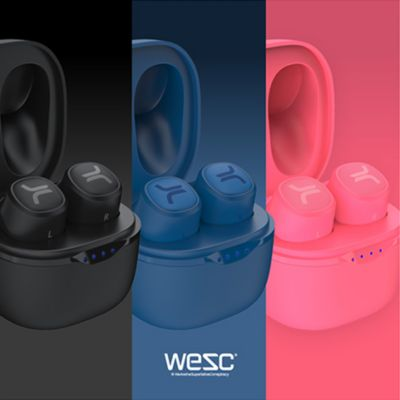 WeSC EAR BUDS ワイヤレスイヤホン True Wireless Earbuds