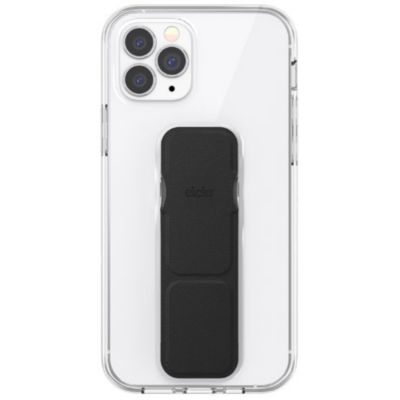 CLCKR iPhone12Pro/iPhone12 Gripcase Clear クリア ブラック