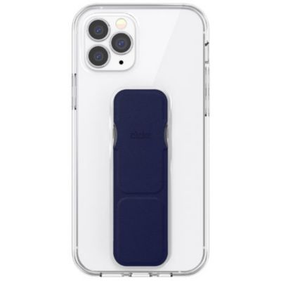 CLCKR iPhone12Pro/iPhone12 Gripcase Clear クリア ブルー
