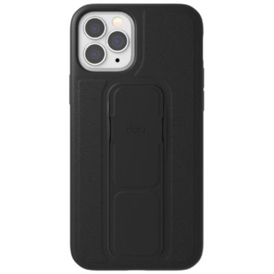CLCKR iPhone12Pro/iPhone12 Gripcase Saffiano ブラック