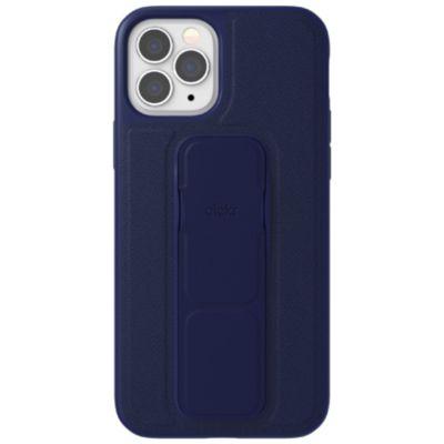 CLCKR iPhone12Pro/iPhone12 Gripcase Saffiano ネイビー ブルー