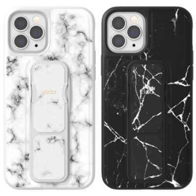 CLCKR iPhone12Pro/iPhone12 Gripcase Marble