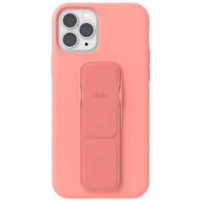 CLCKR iPhone12Pro/iPhone12 Gripcase Minimal ピンク