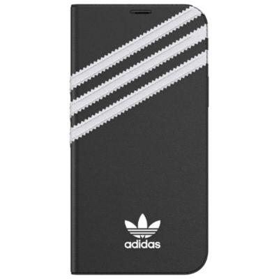 adidas iPhone12Pro/adidas OR Booklet Case SAMBA FW20 ブラック