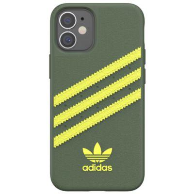 adidas iPhone12mini adidas OR Moulded Case SAMBA FW20 グリーン