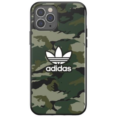 adidas iPhone12Pro/adidas OR Snap Case Graphic AOP FW20 ブラック