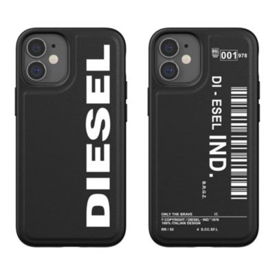 DIESEL iPhone12mini Diesel Moulded Case Core FW20