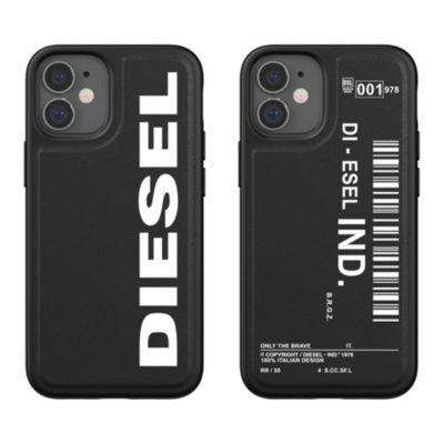 DIESEL iPhone12mini Diesel Moulded Case Core FW20
