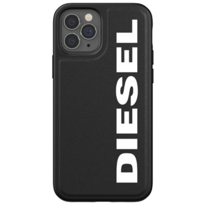 DIESEL iPhone12Pro/DIESEL Moulded Case Core FW20 ブラック ホワイト