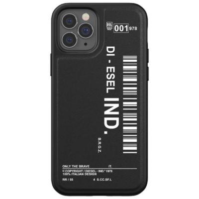 DIESEL iPhone12Pro/DIESEL Moulded Case Core FW20 ブラック ホワイト