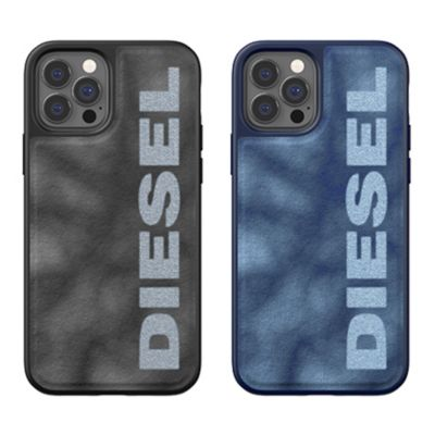 DIESEL iPhone 12 / iPhone 12 Pro Moulded Case BD SS21