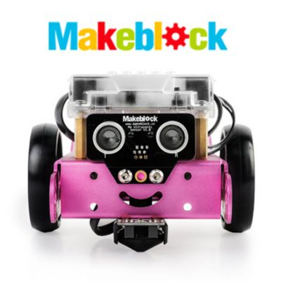 【Makeblock】mBot V1.1-Pink(Bluetooth Version)