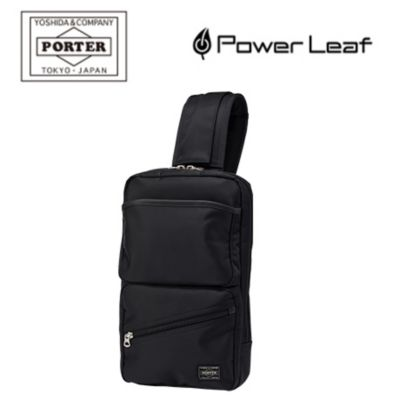 PORTER SLING SHOULDER BAG × Power Leaf