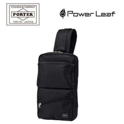 PORTER SLING SHOULDER BAG × Power Leaf