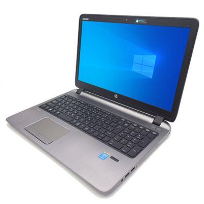 リサイクルパソコン HP ProBook 450 G2 WEBカメラ内蔵 Core i3 office搭載 メモリ4GB テンキー搭載