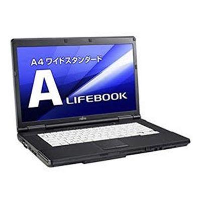 リサイクルノートパソコン Fujitsu(富士通) LifebookA561